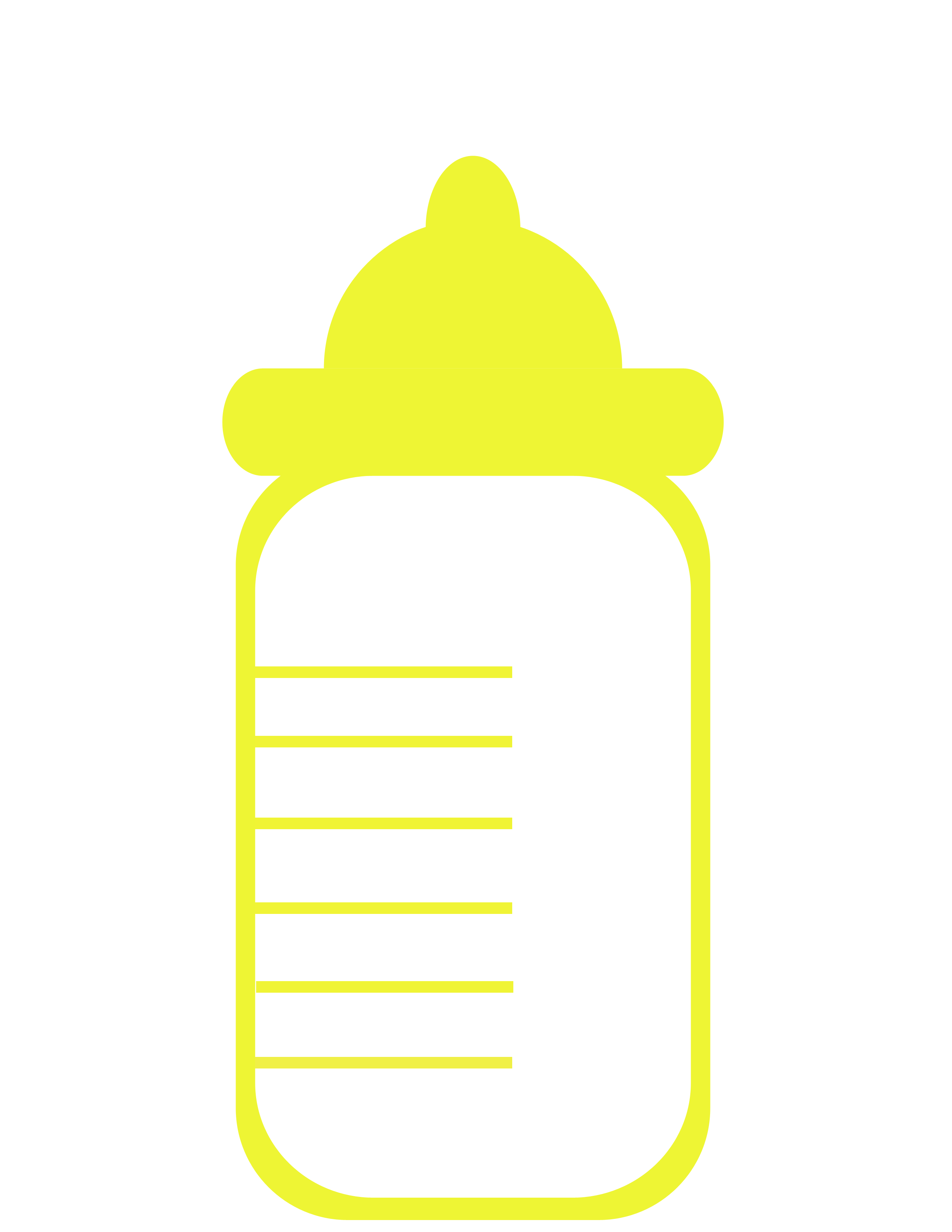 Yellow clipart baby bottle Clipart bottle clipart baby baby