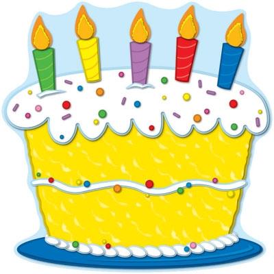 Yellow clipart birthday cake Com Clipart Birthday Cake Clipart