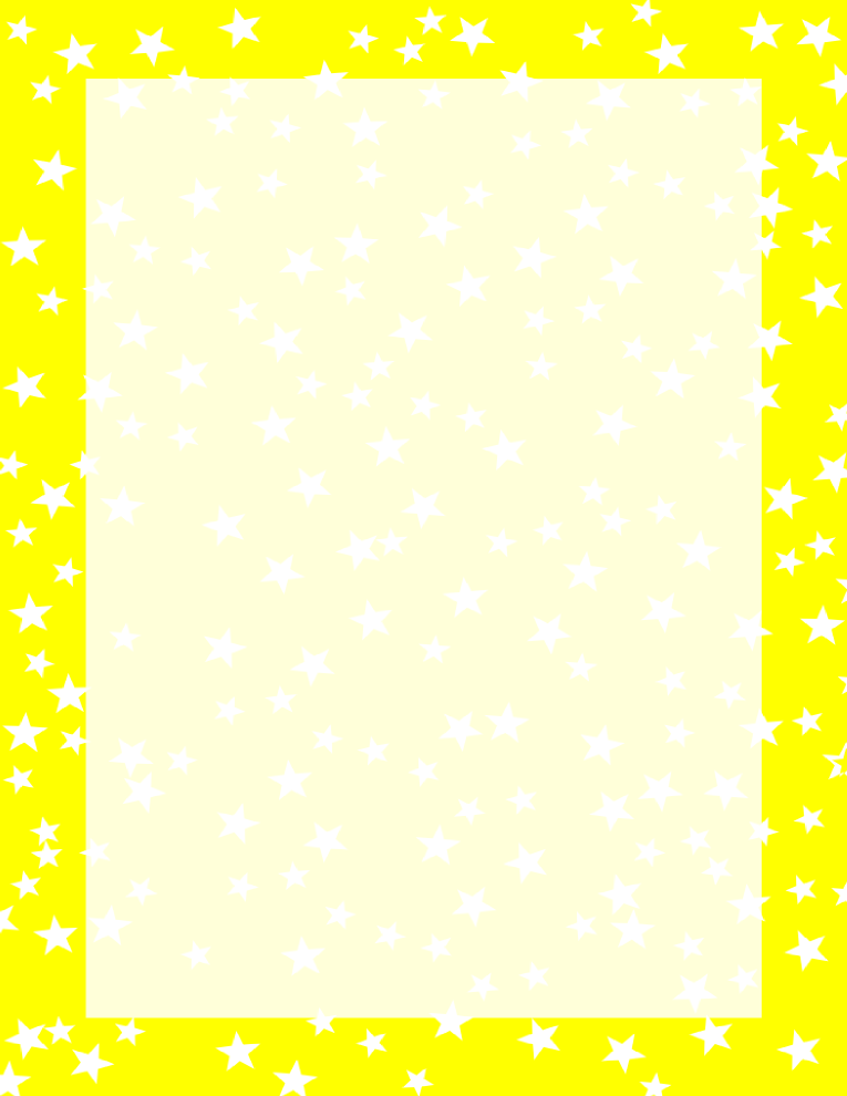 Yellow clipart boarder Art Border Border Yellow and