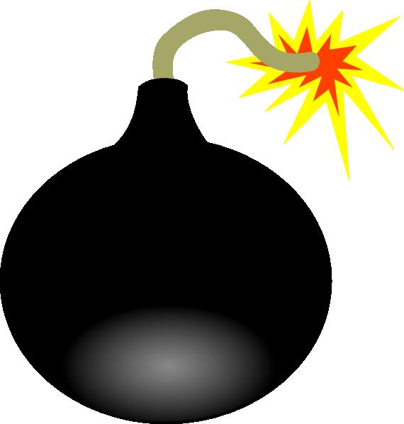 Yellow clipart bomb Bomb The Art Cliparts Clip