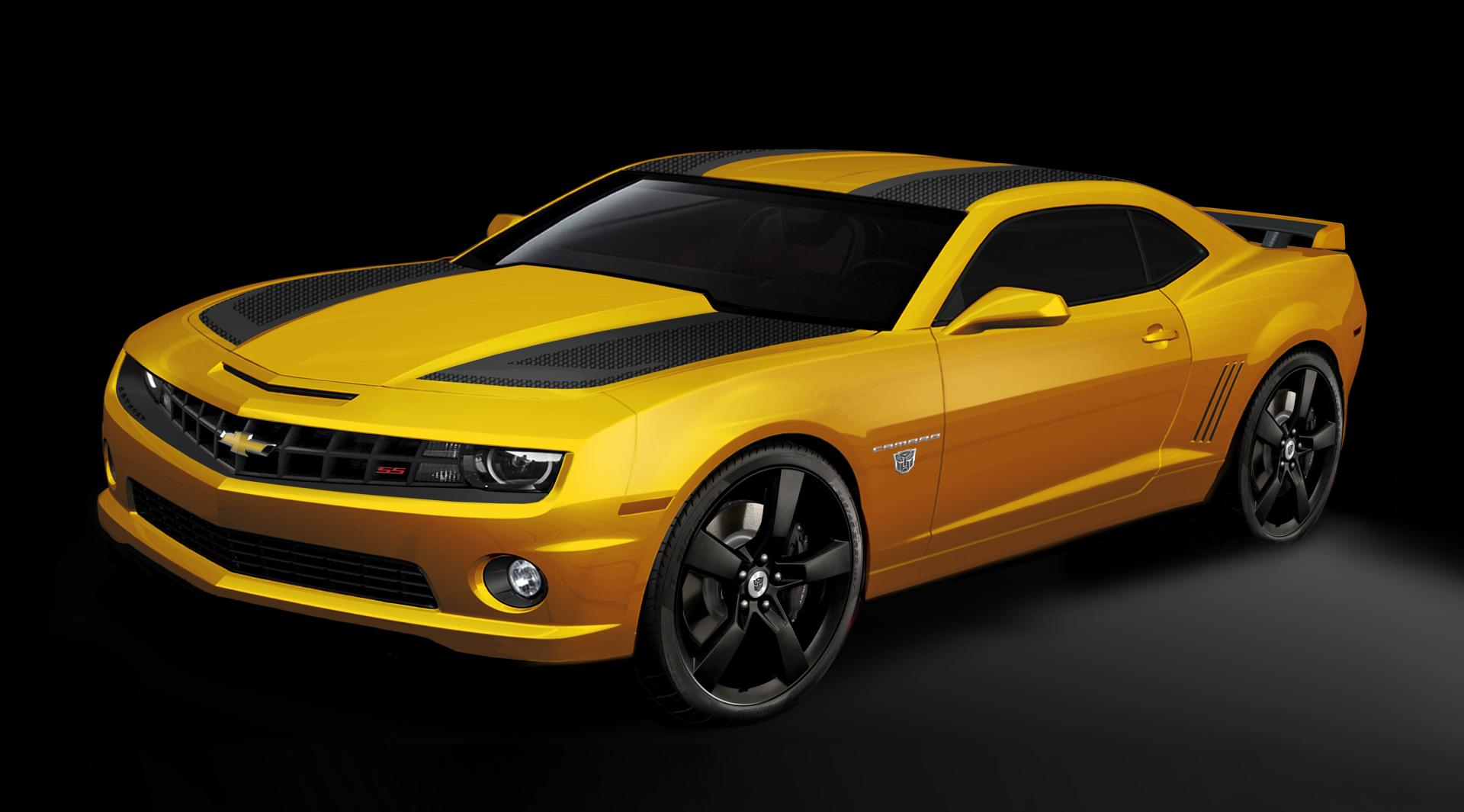 Yellow clipart camaro Bumblebee Technical Clip Download data