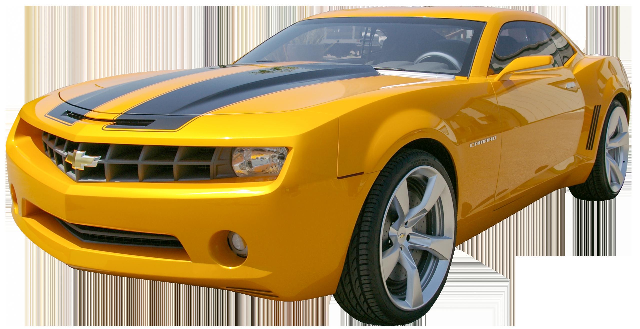 Yellow clipart camaro Clip Art Best PNG Camaro
