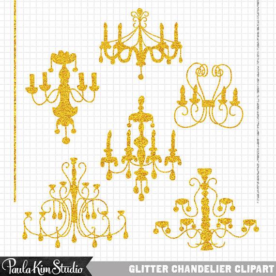 Chandelier clipart gold chandelier Like 80% Chandelier OFF item?
