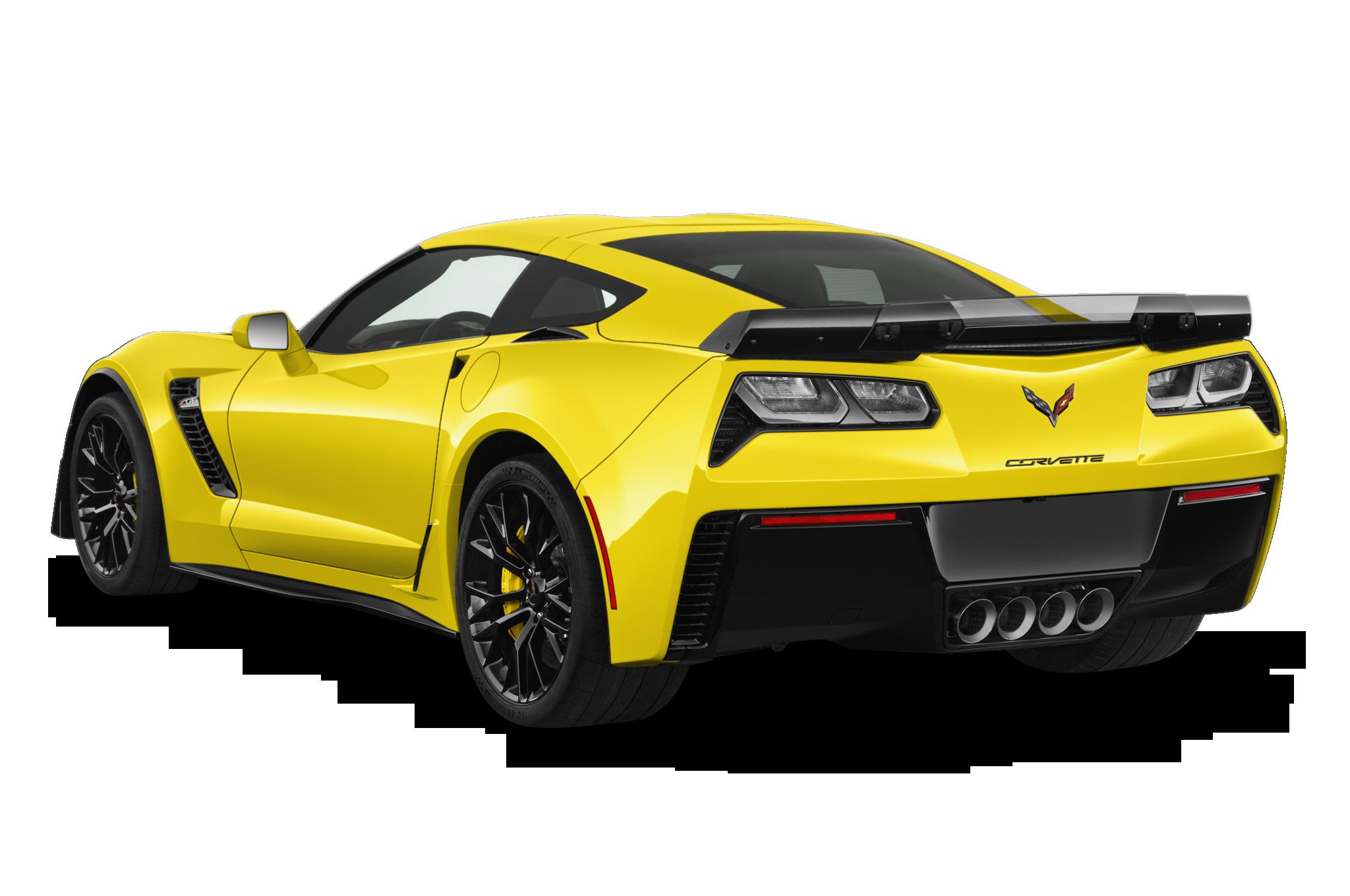 Yellow clipart corvette In Clipart Corvette Chevrolet clipart