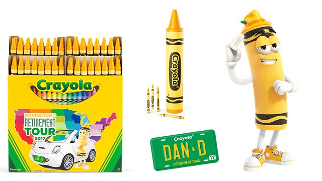 Yellow clipart crayola With Gone  (Source: by