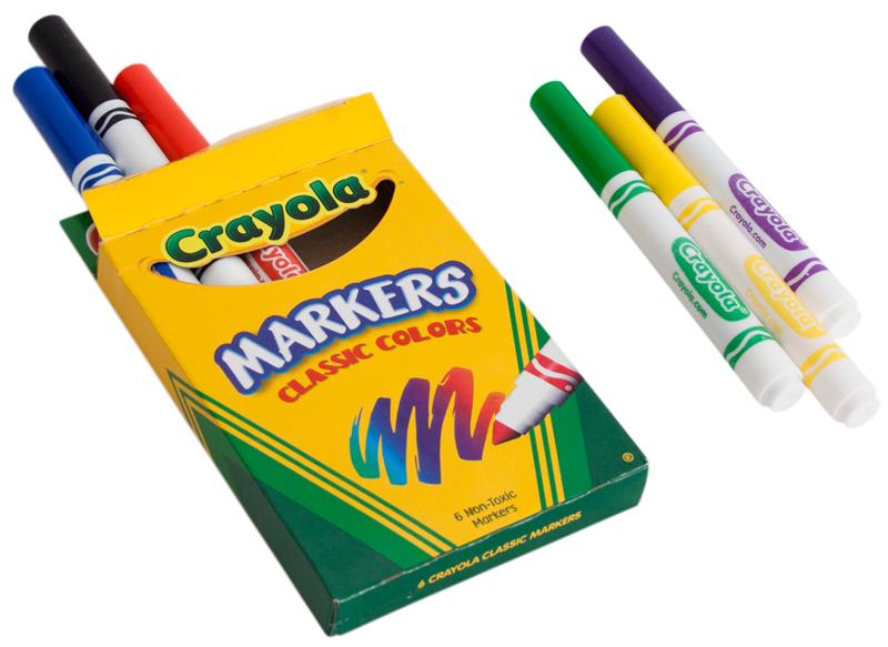 Yellow clipart crayola Markers Crayola Markers