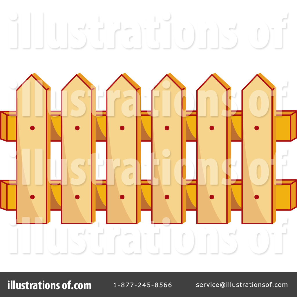 Yellow clipart fence Fence #50872 Reve #50872 by