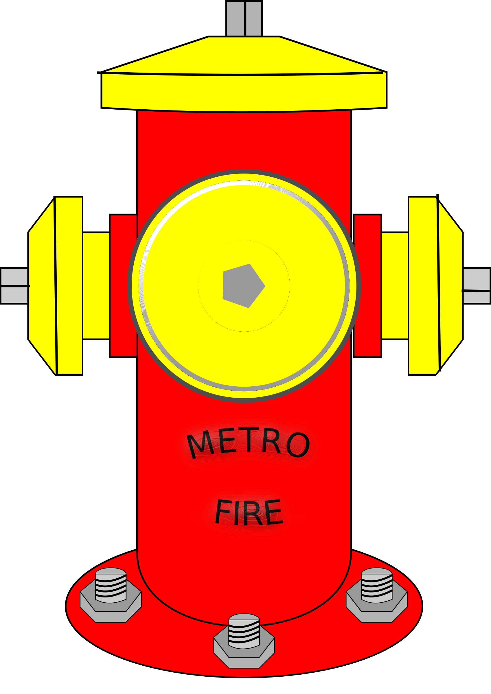 Yellow clipart fire hydrant Hydrant Hydrant Fire Fire Clipart
