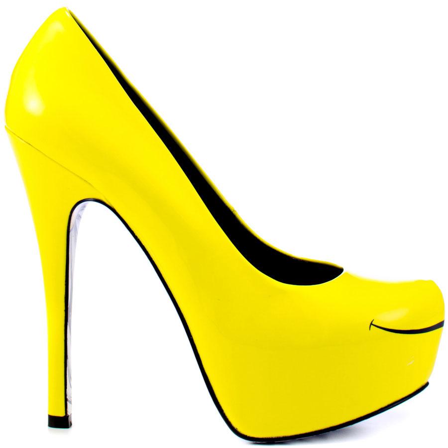 Yellow Dress clipart yellow shoe Smiles Taylor Yellow 179 main