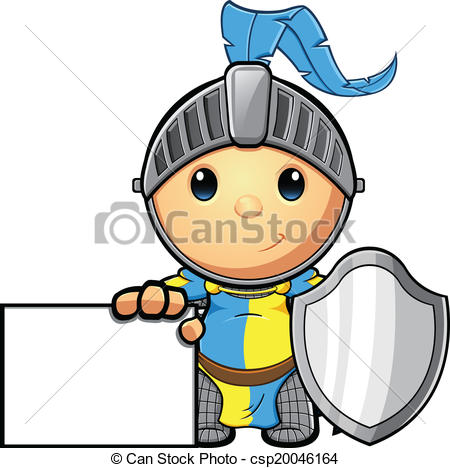 Yellow clipart knight Yellow medieval Clip Knight A