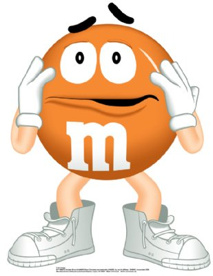 Yellow clipart m&m Jpg la stress team Orange