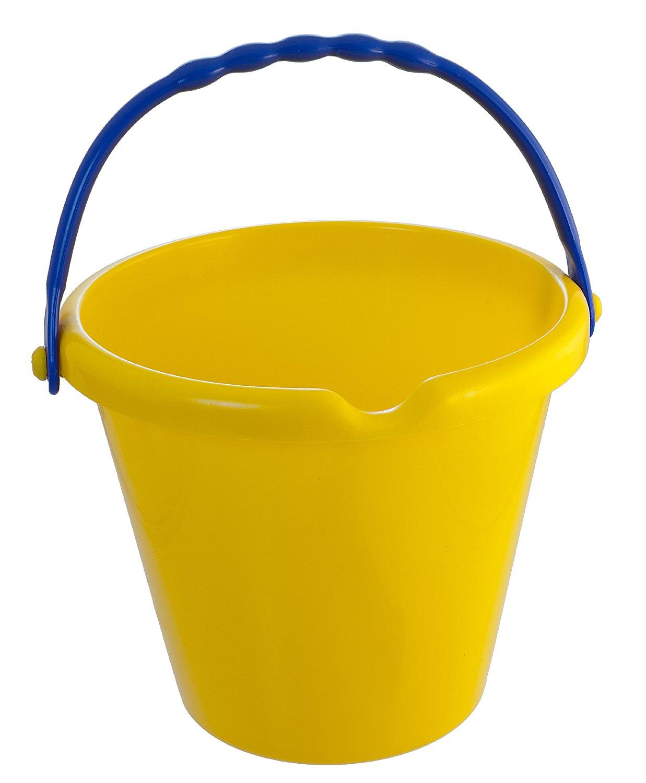 Yellow clipart pail Bucket Toys Amazon Miniland com: