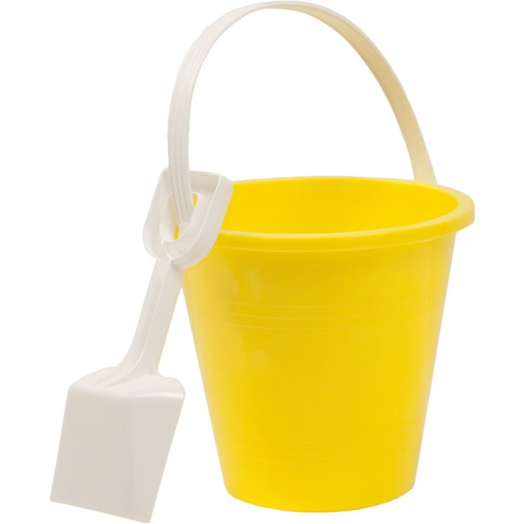 Yellow clipart pail Pink  Clipart Sand Toy
