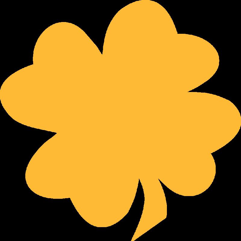 Yellow clipart shamrock Shamrock Tattoo Tempoary clover Yellow