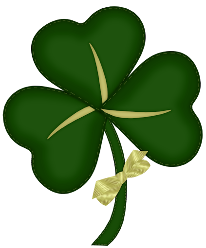 Yellow clipart shamrock PNG Picture Shamrock Gallery Bow