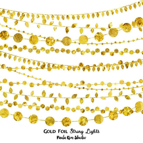 Yellow clipart string light Cliparts download Download String Clip