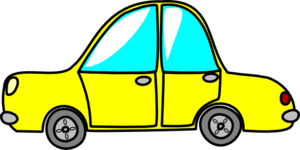 Yellow clipart toy car Car Yellow Toy vector Clip