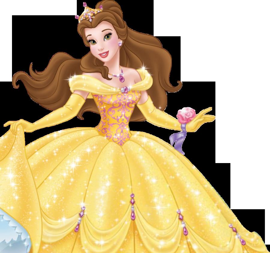 Yellow Dress clipart belle Clipart Belle Gown Belle