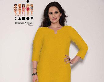 Yellow Dress clipart casual dress Dress dress women Yellow dress