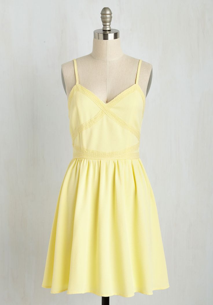 Yellow Dress clipart casual dress Solid 25+ Pastel sun Best
