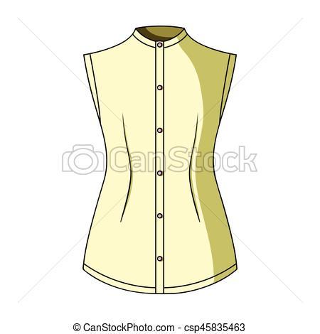 Yellow Dress clipart casual dress The Women dress Art style