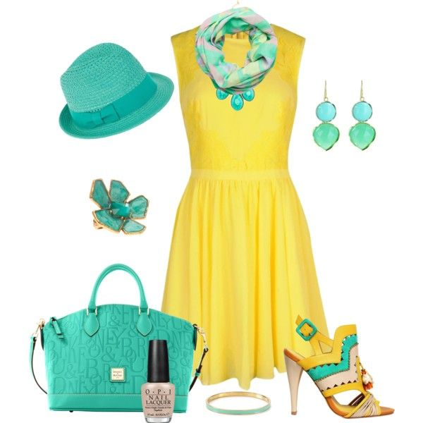 Yellow Dress clipart casual dress My convention to i the
