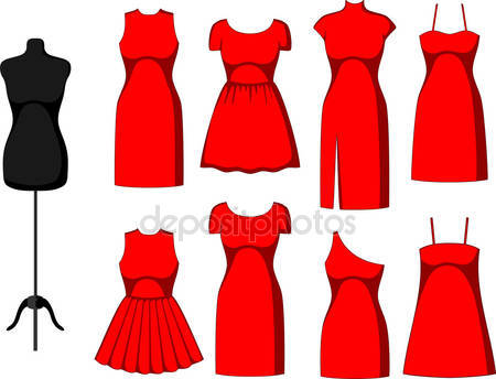 Yellow Dress clipart dress form Dress Stock Free form Illustrations
