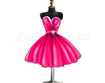 Yellow Dress clipart dress form Clipart Dress clip art Scrapbooking