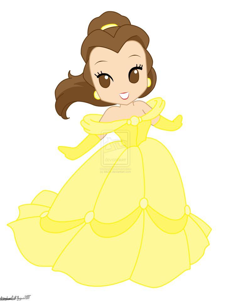 Yellow Dress clipart princess costume Best Belle Halloween Princess images