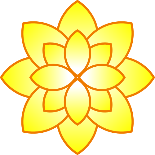 Yellow Flower clipart Flowers Small Yellow Clipart Flowers
