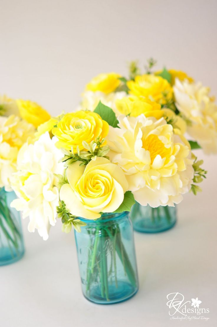 Yellow Flower clipart pretty flower Weddings ideas 25+ Best centerpieces