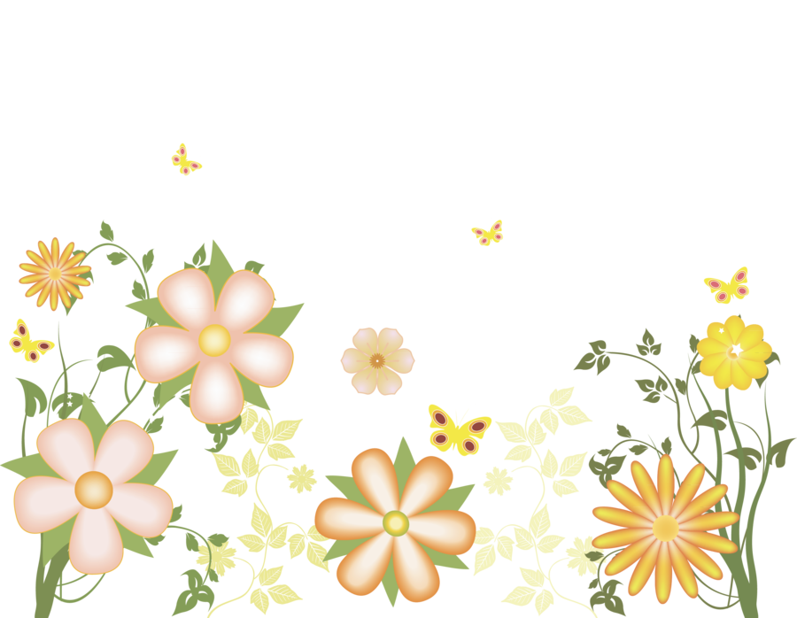 Yellow Flower clipart transparent Cliparts png?m=1367618400; Free Free Download