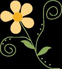 Yellow Flower clipart transparent Art Clip Art Clip Flower