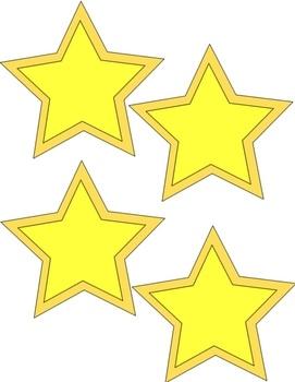 Yellow Flower clipart yellow star Jars ~ {$1 best ~