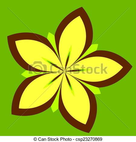 Yellow Flower clipart yellow star Lotus of Yellow Yellow Concentric