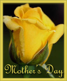 Yellow Rose clipart animated Rose Gifs Mothers Free Clipart