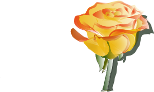 Yellow Rose clipart boarder For Art rose art Border