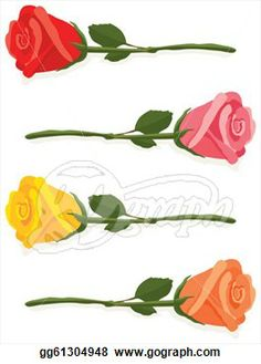 Yellow Rose clipart bud Roses gray Rose Clipart bud