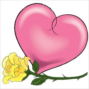 Yellow Rose clipart sweetheart Yellow Art Panda yellow%20rose%20border%20clip%20art Border