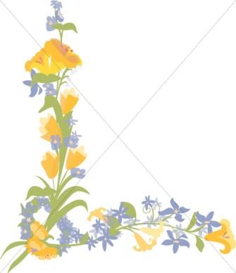 Yellow Rose clipart wedding Yellow yellow%20rose%20border%20clip%20art Rose Panda Images