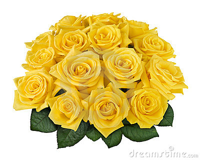 Yellow Rose clipart yellow bouquet Rose Bouquet Yellow Clipart