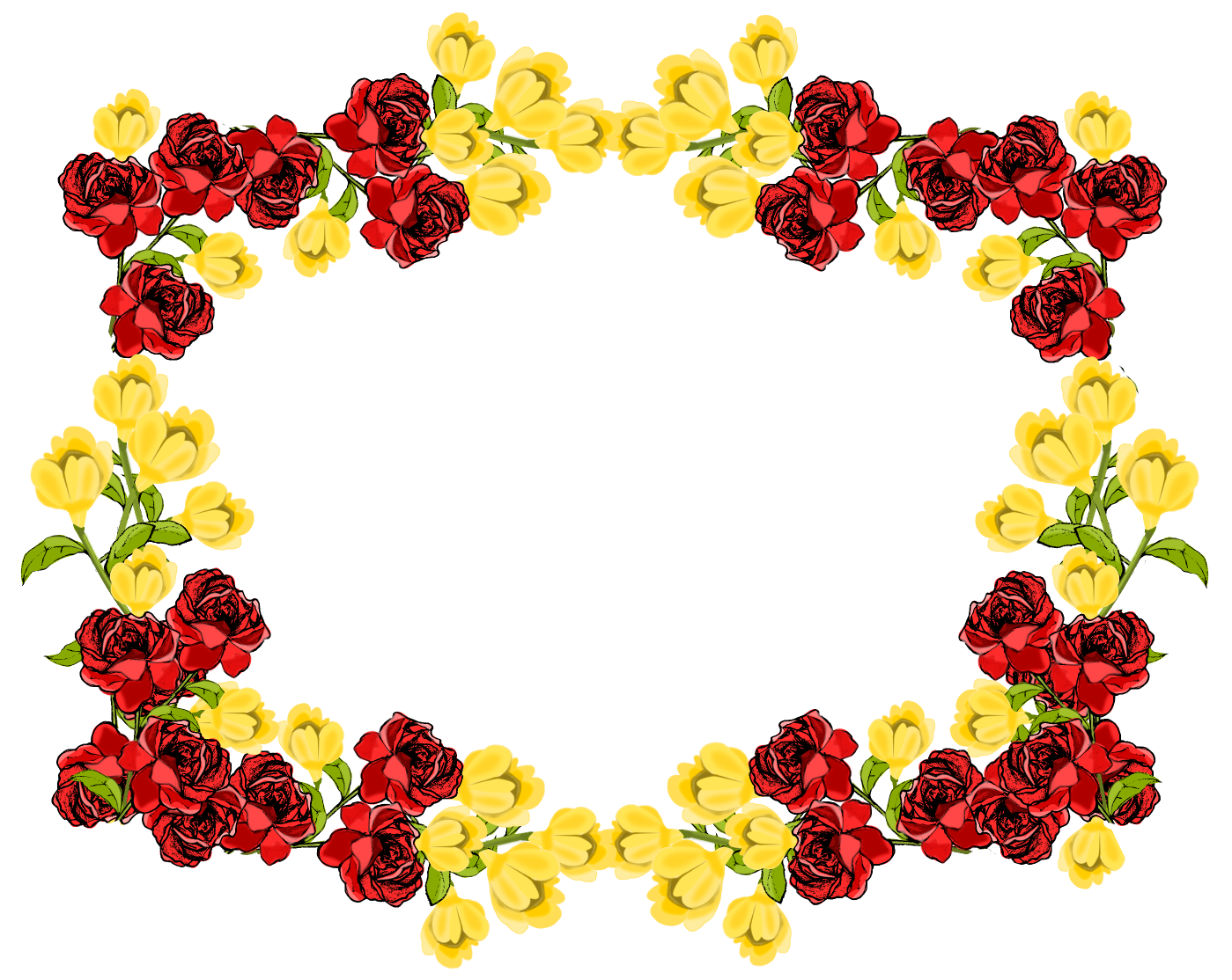 Yellow Flower clipart scrapbook png Flower Rose Free FreeClipart Free