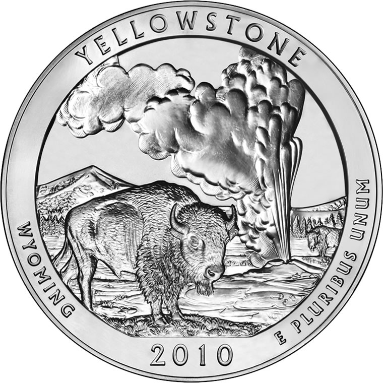 Yellowstone clipart Ounce Index of 5
