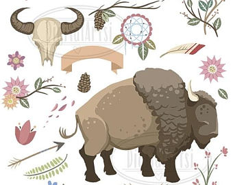 Yellowstone clipart national park Native Download Clipart Etsy Yellowstone