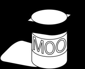 Yogurt clipart black and white Vector Yogurt White Art