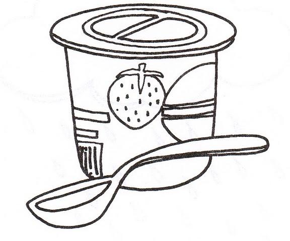 наиболее йогурт рисунки карандашом этом разделе способствуют
