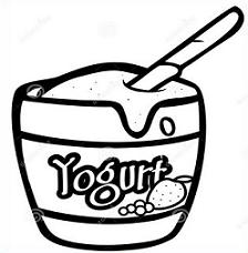 Yogurt clipart dairy Clipart Tags: dairy yogurt Free
