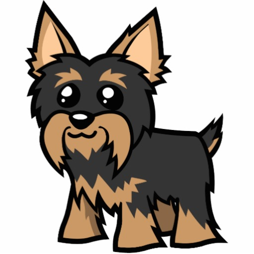 Yorkies clipart Animated Collection People Puppy About