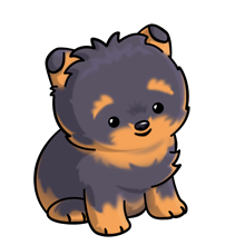 Yorkies clipart cute Pup ART Teacher's Yorkie Yorkie