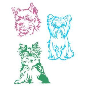 Yorkies clipart pet Cut Digital File on best